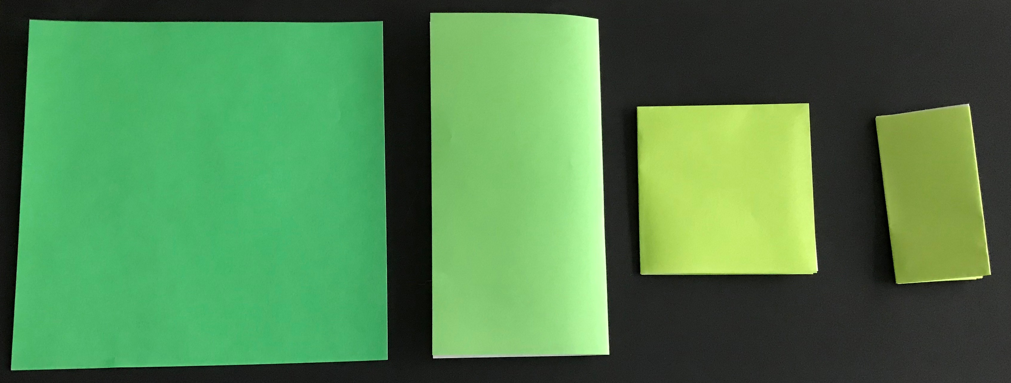 Folding Patterns